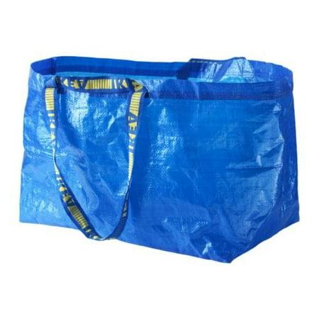 Ideal Bag - IKEA FRAKTA Shopping bag, regular large, blue