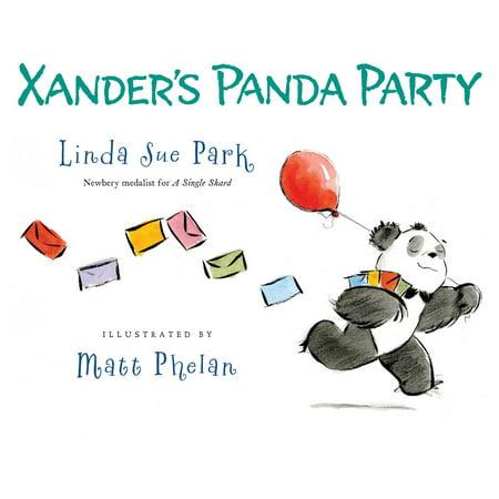 Xander's Panda Party - eBook](Party Panda)