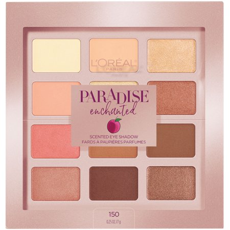 LOréal Paris Paradise Enchanted Scented Eyeshadow Palette - 0.25 fl oz