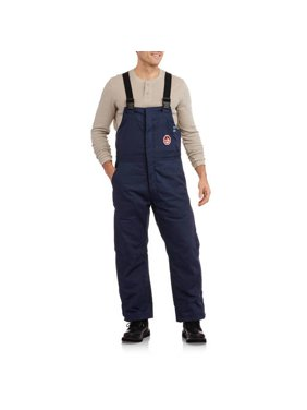 Men's HRC Level 2 Flame Resistant Insulated Bib