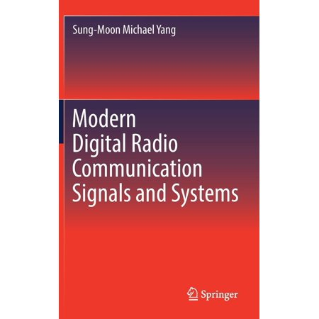 Modern Digital Radio Communication Signals and