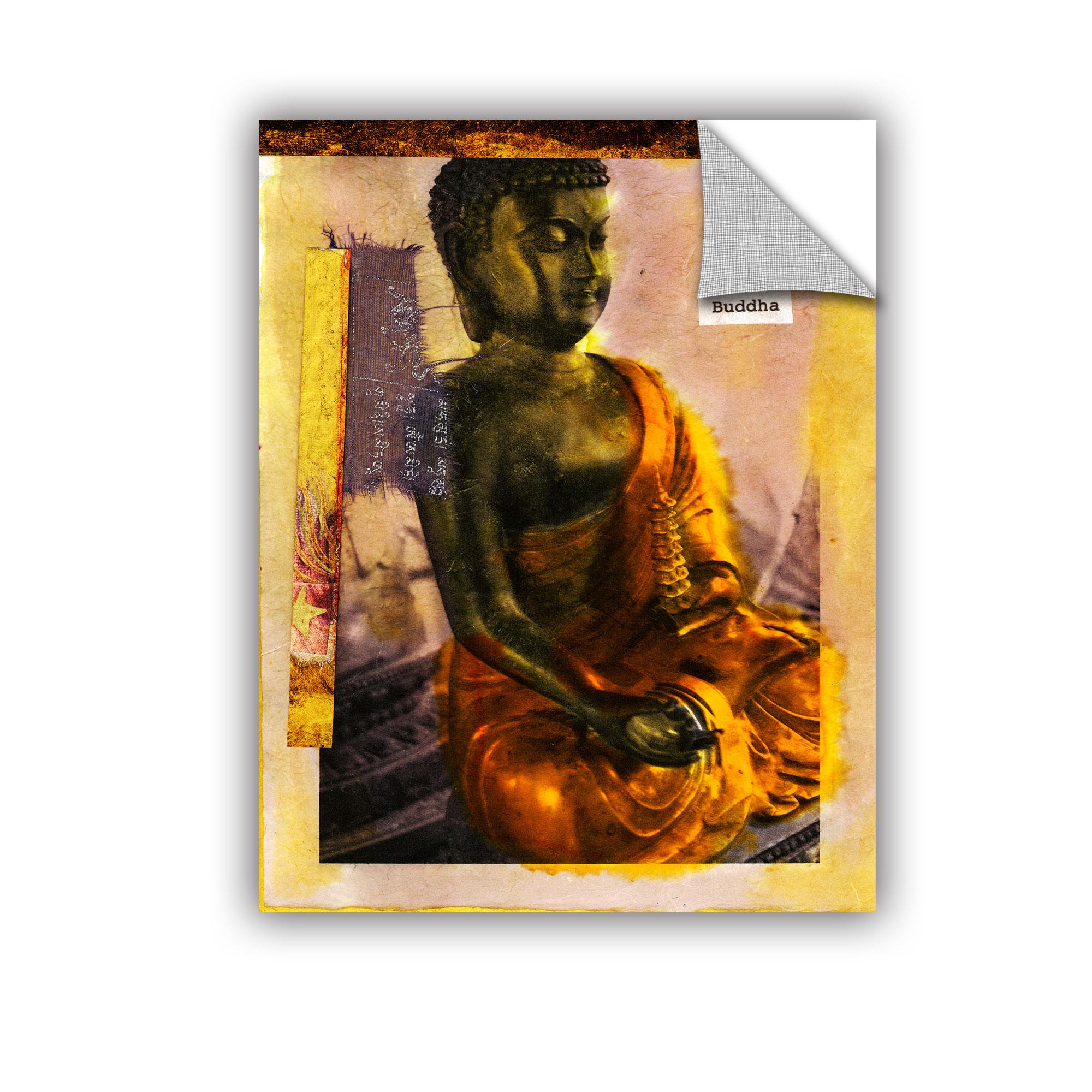 ArtWall Be A Buddha by Elena Ray Graphic Art