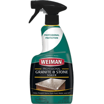Kitchen Cleaner: Weiman Granite & Stone Sealer