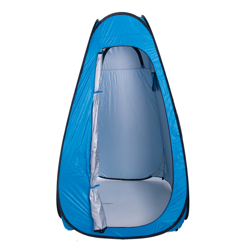Finether Pop Up Shower Tent Privacy Shelter Portable Changing Room Instant Set-up Tent for Outdoors Camping Shower Toilet Beach Park