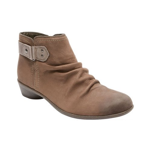56eafcdf65f3 Rockport - Women s Rockport Cobb Hill Nicole Ankle Boot - Walmart.com