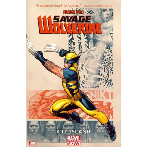 Savage Wolverine 1: Kill Island