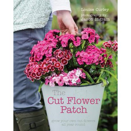 The Cut Flower Patch : Grow Your Own Cut Flowers All Year