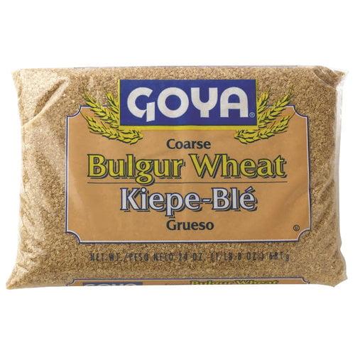 Goya Coarse Bulgur Wheat, 24 oz
