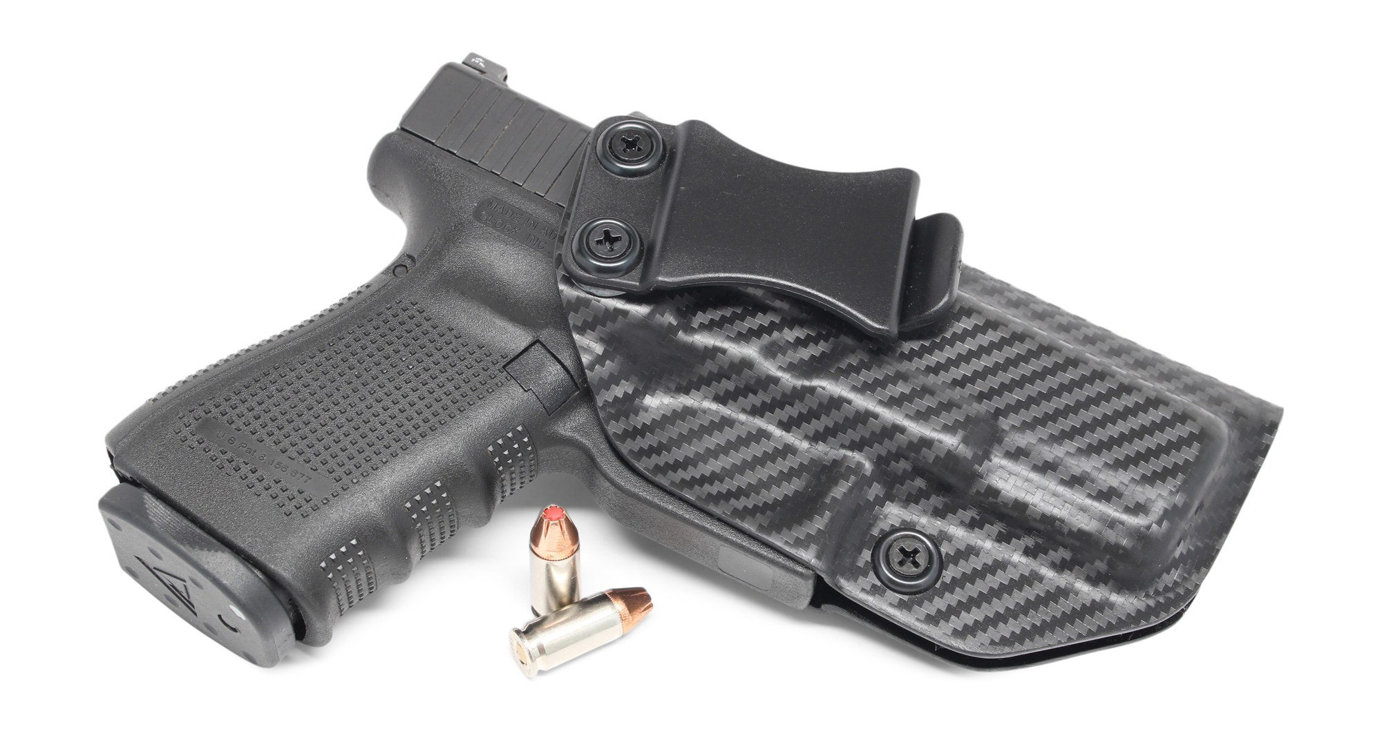 Concealment Express: Glock 19   19X   23   32 (Gen 1-5) IWB KYDEX Holster by Concealment Express