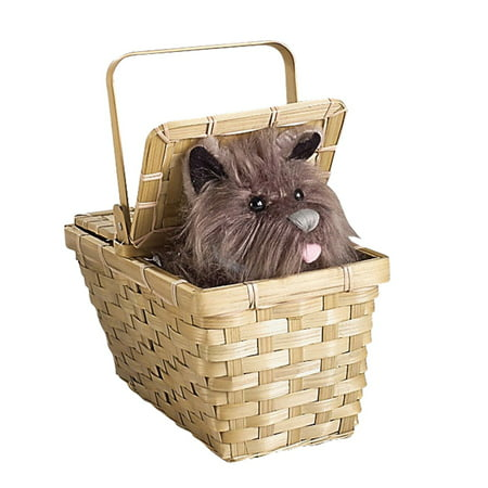 Wizard of Oz Toto In Basket - Wizard Of Oz Backdrop