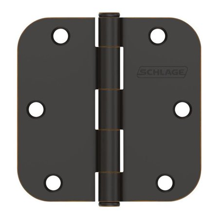 Ives 5002117 Stainless Steel Residential Door Hinge, 3.5 in. - Oil Rubbed Bronze, 2 Per Pack - Case of 10