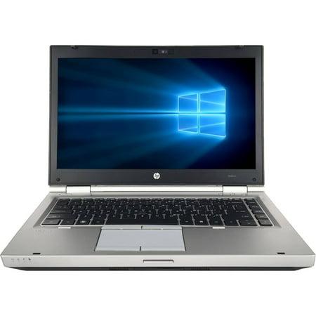"Refurbished HP EliteBook 8460P 14"" Laptop, Windows 10 Pro, Intel Core i5-2520M Processor, 16GB RAM, 1TB Hard Drive"