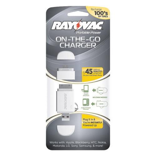 Rayovac Keychain Charger