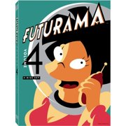 Twentieth Century Fox Futurama V04 [dvd 4 Disc re-pkgd fs] by NEWS CORPORATION