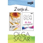 Pack HQÑ Olga Salar - eBook