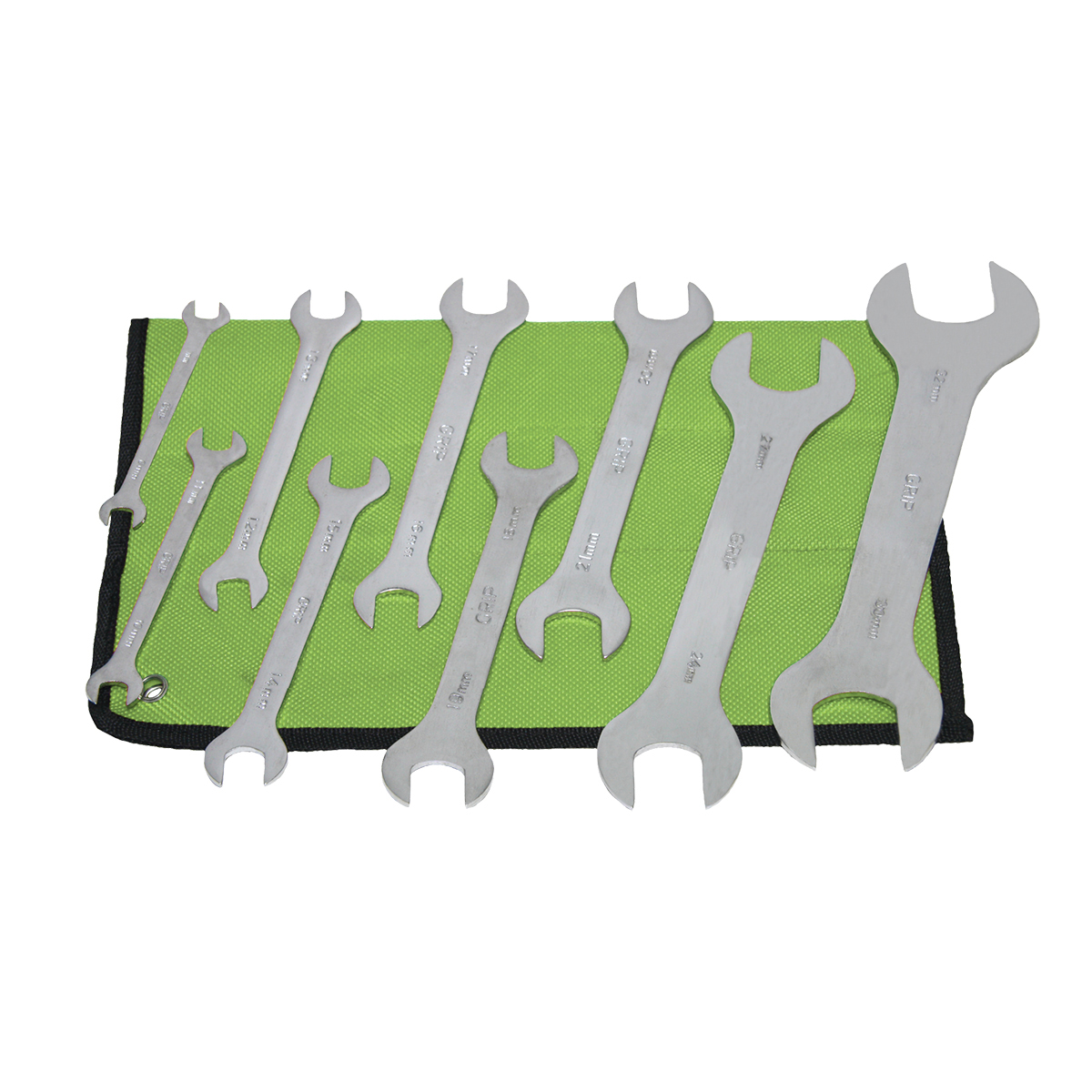 Grip 7 pc Thin Wrench Set SAE