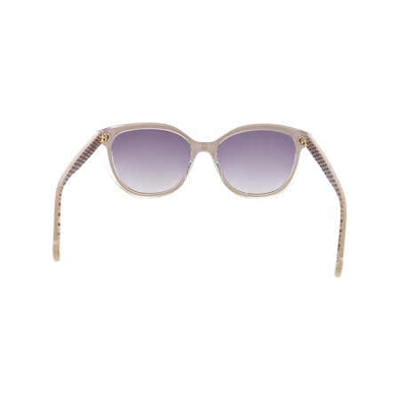 Carolina Herrera SHE694540AR7 Gradient Butterfly Sunglasses White - image 1 de 3