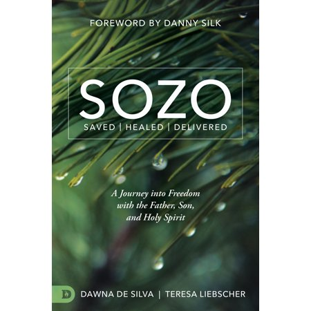 SOZO Saved Healed Delivered : A Journey into Freedom with the Father, Son, and Holy