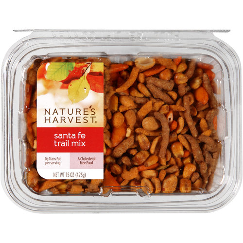 Nature's Harvest Santa Fe Trail Mix, 15 oz
