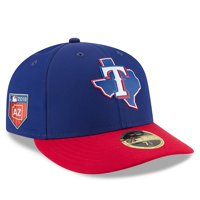 Texas Rangers New Era 2018 Spring Training Collection Prolight Low Profile 59FIFTY Fitted Hat - Navy