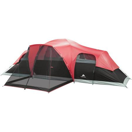 Ot 21 X 15 Family Tent Sleeps 10 Best Family Camping
