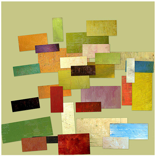 "Trademark Fine Art ""Scrambled Eggs II"" Giclee Canvas Art"