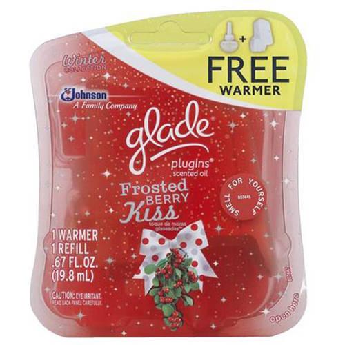 Glade Gld Oil 1ctw/free Frostberry .67floz