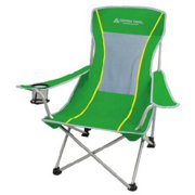 Ozark Trail Deluxe Folding Camping Chair Turquoise
