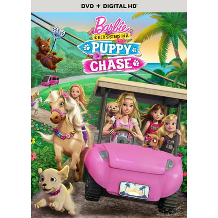 Barbie   Her Sisters In A Puppy Chase  Digital Copy