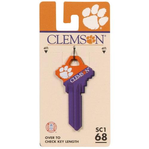 Clemson Tigers House Key