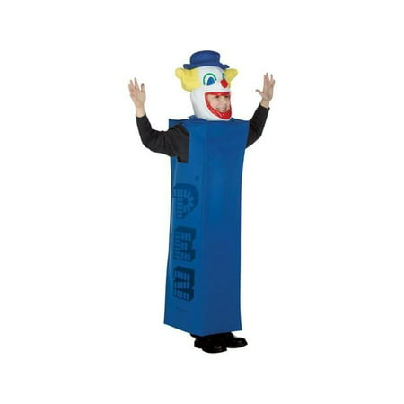 Child Pez Dispenser Costume - Halloween Pez