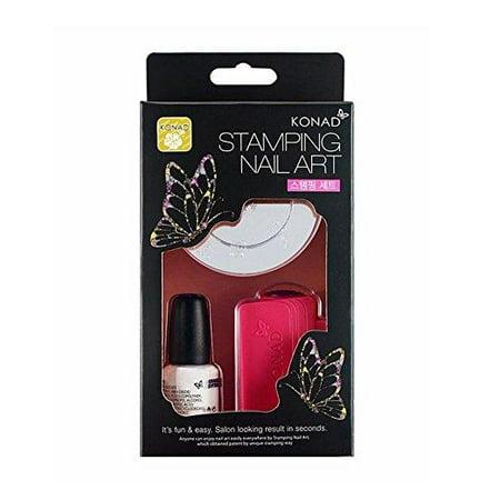 Konad Stamping Halloween ([ KONAD ] Nail Art Stamping Set / Nail Care  (Stamping)