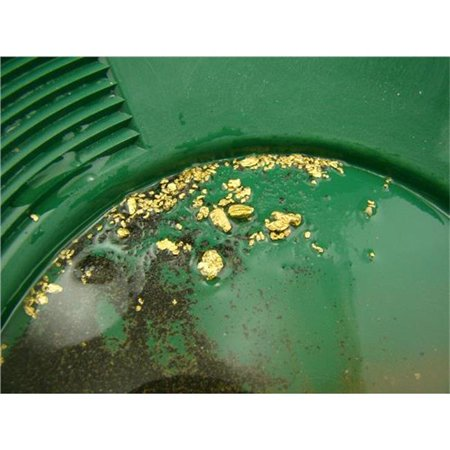 Make Your Own Gold Bars 10 Lb Bag of Gold Paydirt 10 lbs Yukon Gold Panning Paydirt Sluice It, Pan It, Get Good Gold (Gold Pan Sluice)