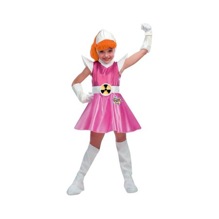 Atomic Betty Dlx Cost 7 8](Low Cost Costumes)