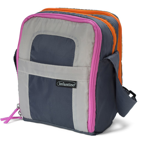 Infantino Fresh Squeezed Stay Cool Bag, BPA-Free
