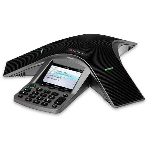 Polycom 2200-15810-025 CX3000 IP Conference Phone w/ Acoustic Echo Cancellation for Microsoft Lync