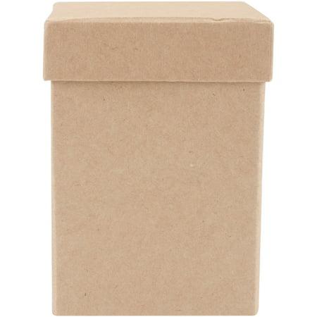 Papier Mch Paper Mache Boxes Amp Frames Square Box