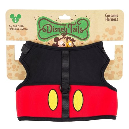 Disney Parks Tails Mickey Costume Harness for Dogs Small New with - Disney Dog Costume