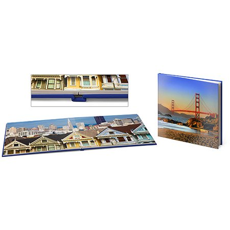 8x8 Premium Layflat Photo Book 8x8 Scrapbook Photo Album