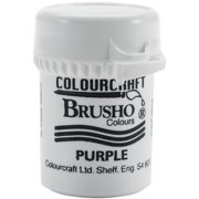 Brusho Crystal Colour 15g-Purple