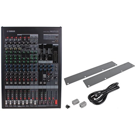 Yamaha MGP12X - Analog mixer with dual DSP FX - 12-channel -