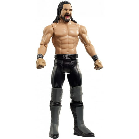 WWE Top Picks Seth Rollins 6-Inch Action Figure with Life-Like Detail](Wwe Kelly)