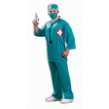SURGEON SCRUBS-STD - Surgeons Halloween