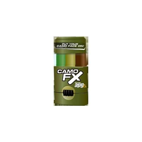 GameFace, Inc.  5181 Hunting 3 color Camo Fx Apghd