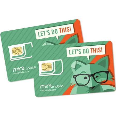 Mint Mobile $5 Starter Kit—7-Day Trial Service