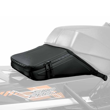 Arctic Cat New OEM Snowmobile Black Short Seat Tunnel Pack, Sno Pro, -