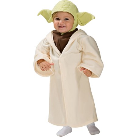Morris costumes RU11613T Yoda Toddler 12-24 Months](Yoda Costume For Toddler)