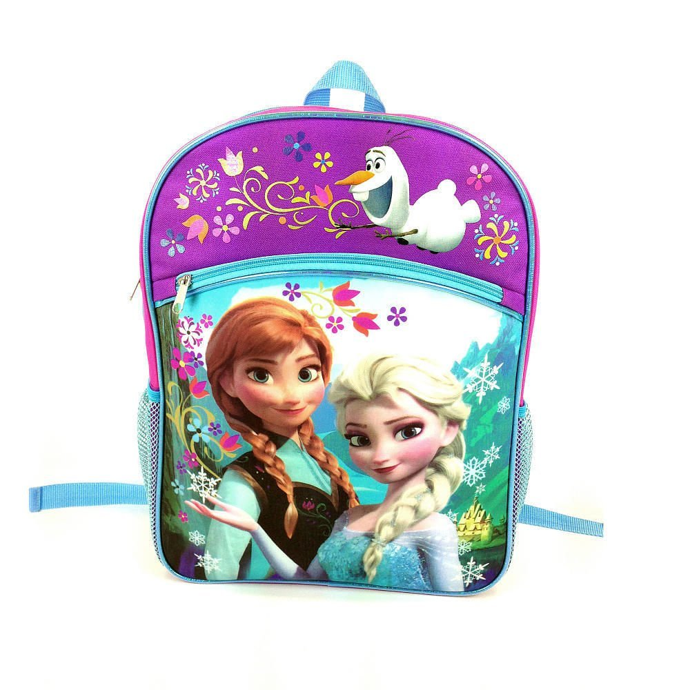 Disney Frozen Large Backpack Exclusive Rucksack Official Licensed