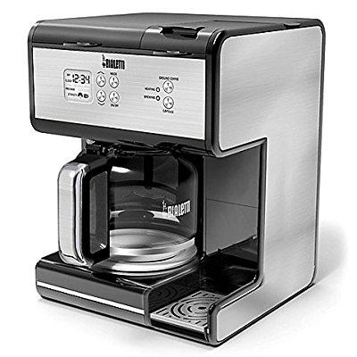 gorgeous stainless steel construction bialetti triple bre...
