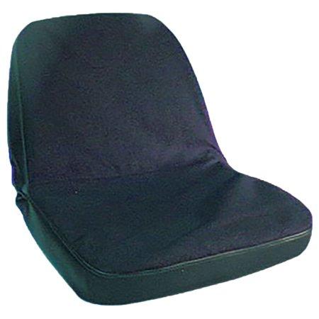 BSC3000-1 New John Deere Black Tie On Seat Cover 1050 650 950 955 750 850 855
